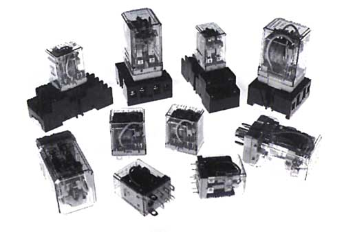 Relays From Heaters Controls Amp Sensors